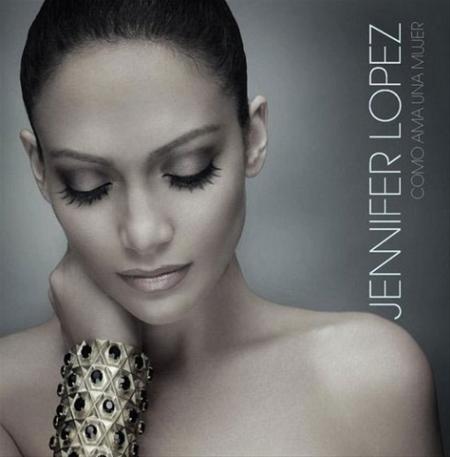 Portada nuevo disco de Jennifer Lopez